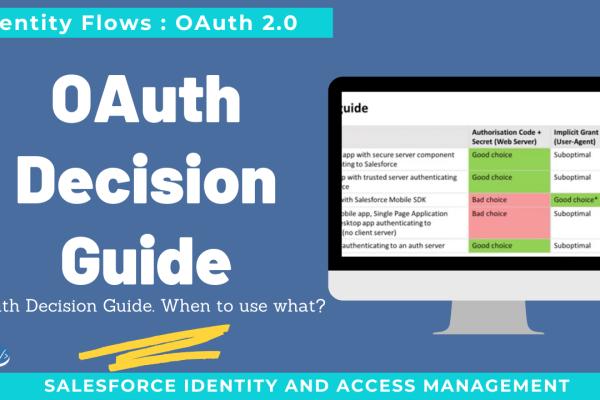 Identity Flows OAuth 2.0