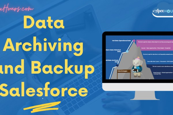 Data Archiving and Backup Salesforce