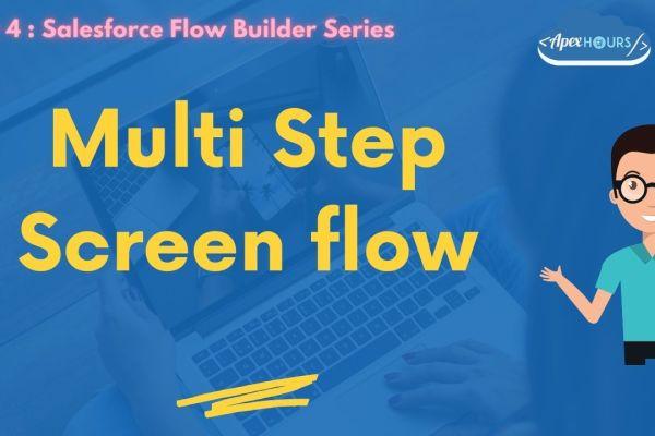 Multi Screen Flow