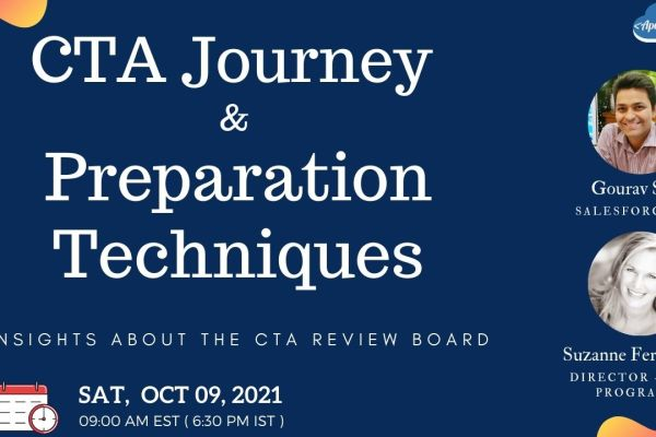 CTA Journey and Preparation Techniques