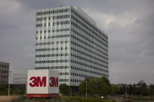 3M Co. Posts Rise in Quarterly Profit with Jump in U.S. Sales