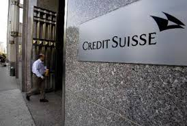 Credit Suisse Reports Stronger-than-Expected Third Quarter Profits