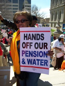 Detroit Pension Debt Holders Finally End Objection to Plan