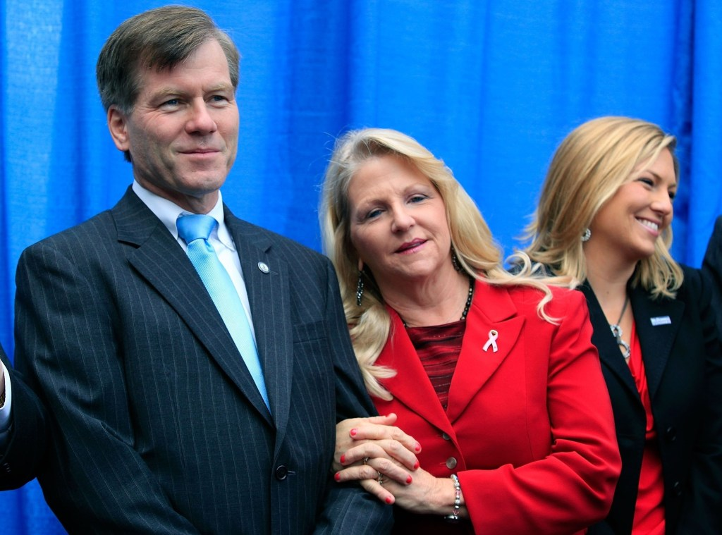 FILE: Former VA Gov. McDonnell And Wife Charged In Gifts Case