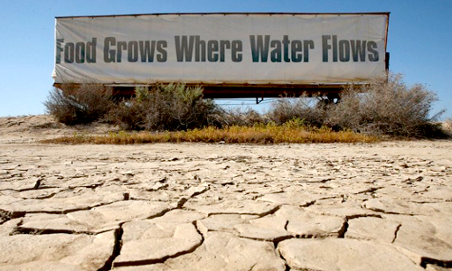 Recent California Droughts