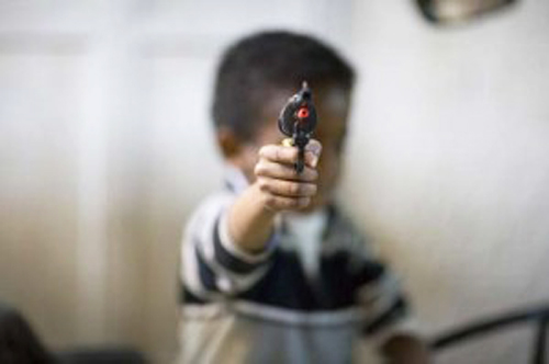 3-Year-Old Child Kills 1-Year-Old Baby With Unattended Gun