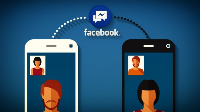 Facebook Messenger Challenges Skype and FaceTime