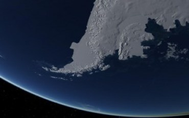 Antarctica Glaciers Are Becoming Thinner