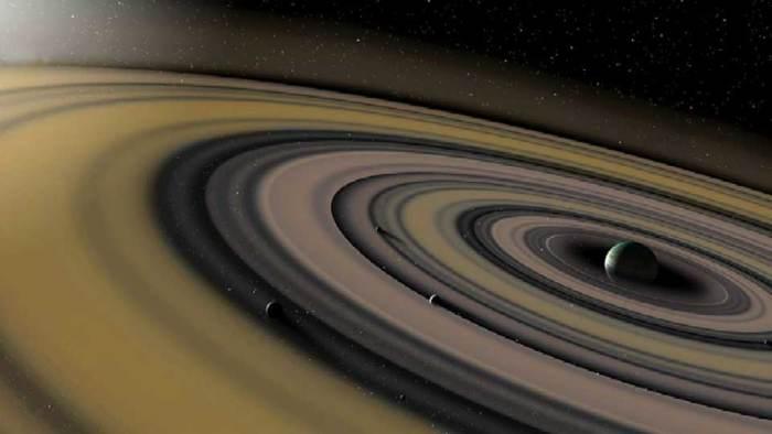 """""""saturn phoebe ring"""""""