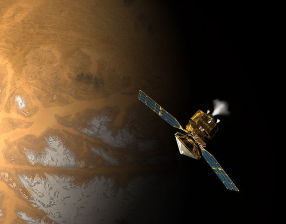 NASA Cube Satellites Ready For Mars