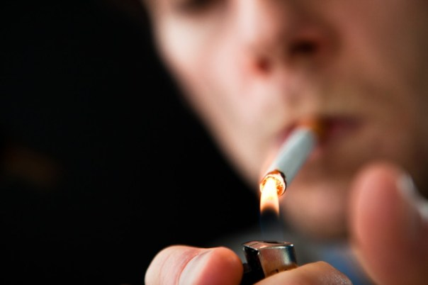 Smoking Increase Risk Of COPD