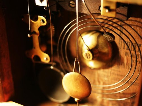 The puzzle of the pendulum clocks may have just been solved.