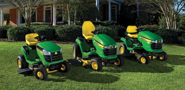 """""""faulty john deere lawn tractors"""""""