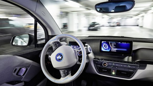 Apple Working On Self-Driving Cars