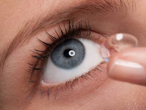 """""""contact lenses wearers ignore proper hygiene guidelines"""""""