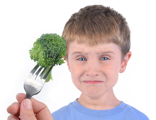 Picky Eating Sometimes Signals Anxiety, Depression, ADHD