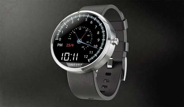"""""""Samsung Launches New Smartwatch to Rival Apple"""""""
