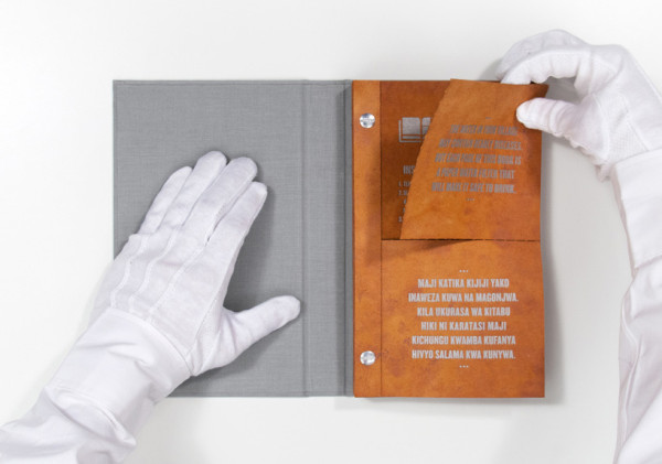 """""""the book that kills bacteria through silver and copper"""""""