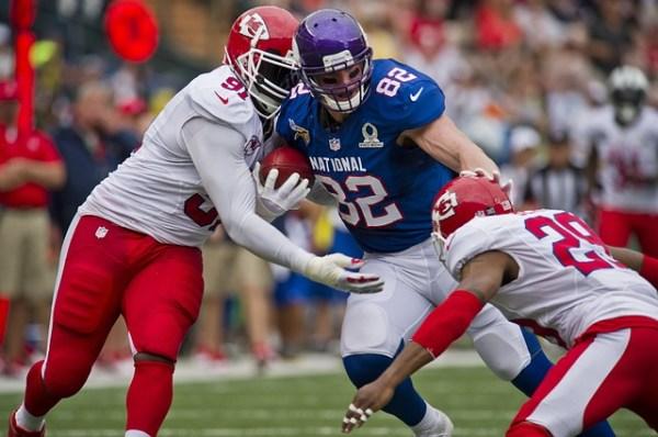 Brain Disease CTE Trending Among NFL Players