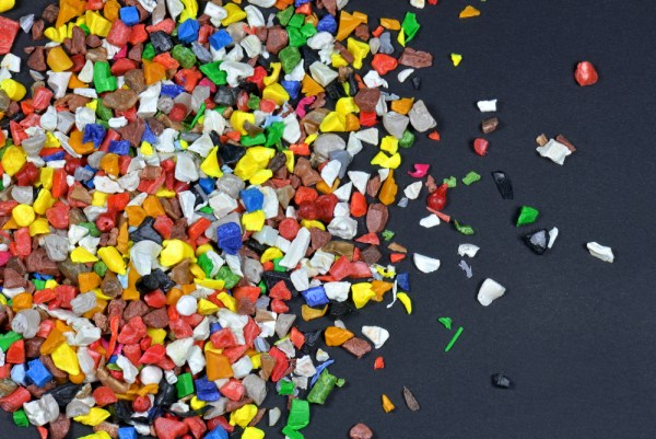 """""""plastic microbeads infecting our waters and threatening our environment"""""""