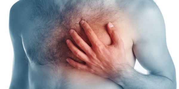 """""""male breast cancer patients undergo double mastectomies"""""""