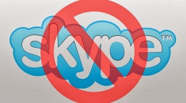 """skype down"""