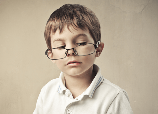 """firsborns are more likely to be nearsighted"""