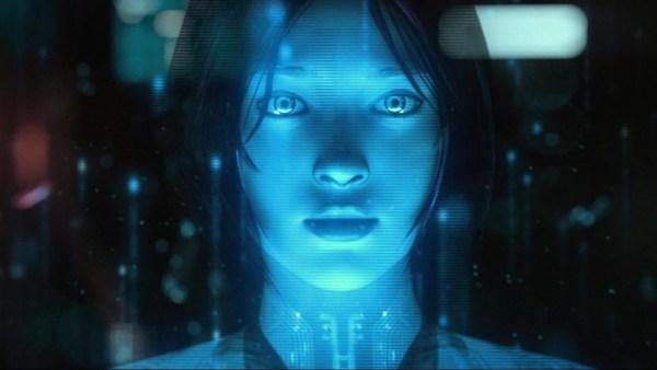 """Microsoft Cortana"""