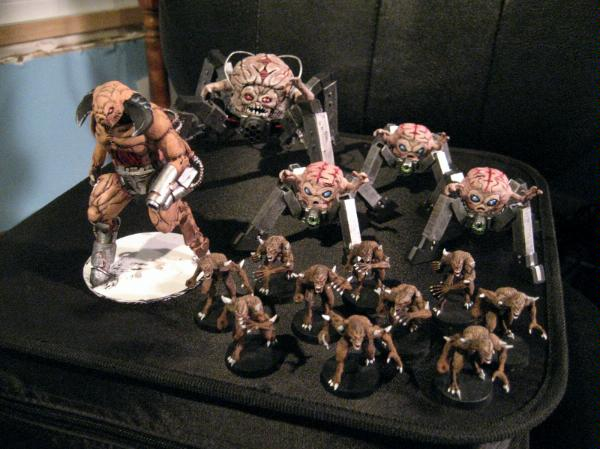 """Doom 2 characters collectibles"""