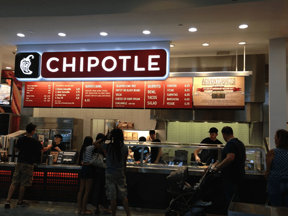 Hospitalized Chipotle customer wants more burritos in settlement