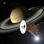 Rings of Saturn Visited by Cassini before Dying