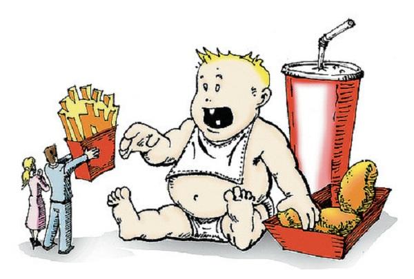 Children of Obese Parents at Risk for Developmental Delays
