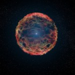 A Baby Supernova Provides Data about The Formation of Stars