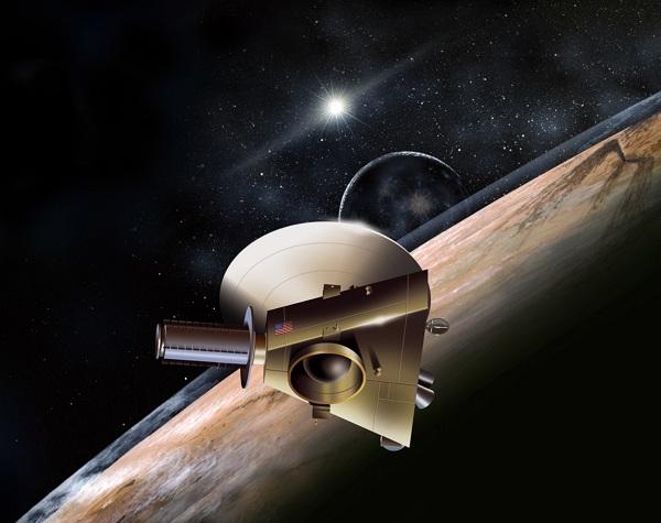 New Horizons spaceship