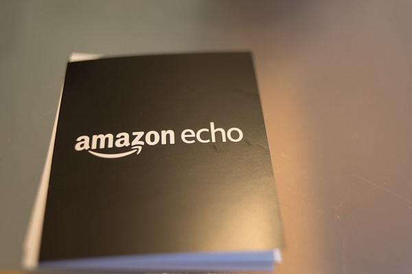 Amazon Echo manual