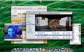 10.5's 10.5.8 update is the newest operating system available for powerpc macs (g4 with 867 mhz, 1ghz or higher, and g5) that meet. Mac Os X 10 5 Apfelwiki De