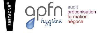 apfn hygiène - distributeur de matériels pour la propreté de vos locaux - marque bretagne