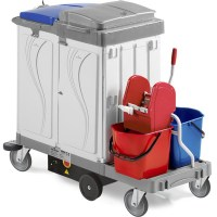 Chariot motorisé - apfn hygiène - DME