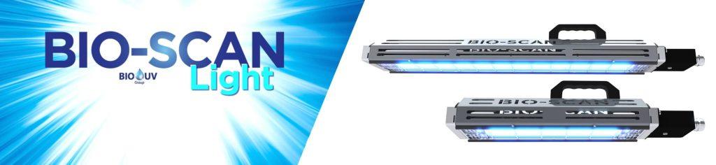 Bio Scan Light Bio UV - désinfection - apfn hygiène - distributeurs