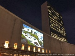 World Water Day in U.N4
