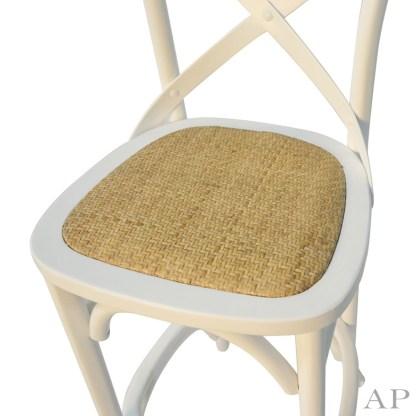 white-crossback-bar-chair-front-closeup
