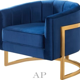 barrel-chair-navy-blue-gold-frame