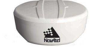 GNSS receiver Ag-star of Novatel