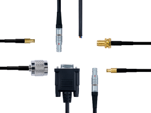 GNSS receiver cable