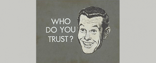 Johnny Carson, Game Shows, and a Lesson about Trust