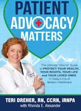 cover image - Patient Advocacy Matters