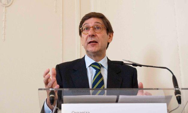 """Jose Ignacio Goirigolzarri: """"necesitamos crecer de forma sostenible por encima del 2% para generar empleo"""""""
