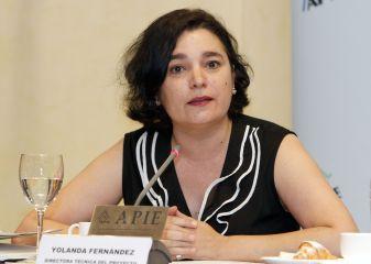 Yolanda Fernández, Directora Técnica del Proyecto sobre la Empresa Mediana Española