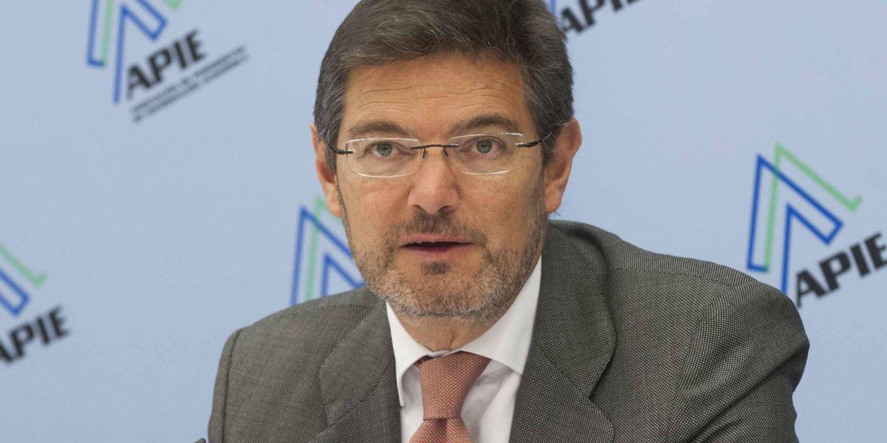 """Rafael Catalá: """"AENA no tiene que ser privatizada sí o sí"""""""