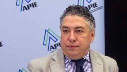 Tomás Burgos, Secretario de Estado de la Seguridad Social, en al almuerzo de prensa que cerró la Tercera Jornada del XXVI Curso de Economía de APIE.